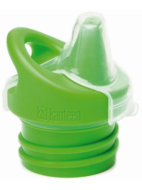 Klean Kanteen Kid Sippy Cap für Classic Flaschen green